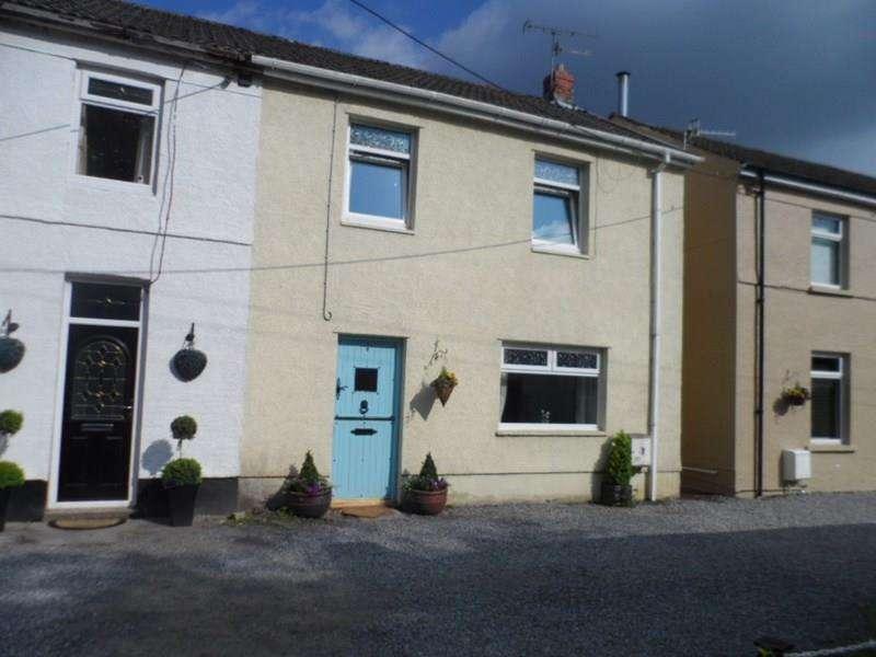 2 Bedrooms Property for sale in Watkins Terrace, Abercrave, Swansea