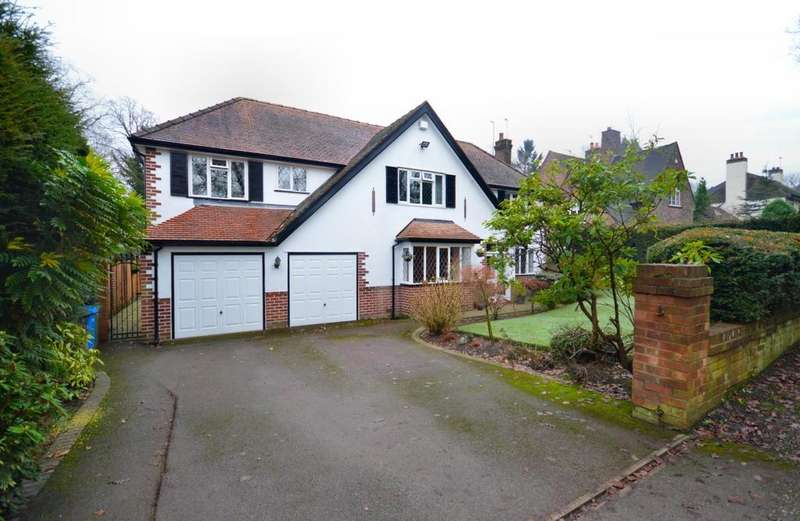 5 Bedrooms Detached House for sale in London Road, Appleton