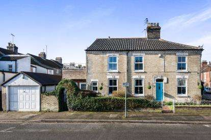 3 Bedrooms End Of Terrace House for sale in Norwich, Norfolk, .