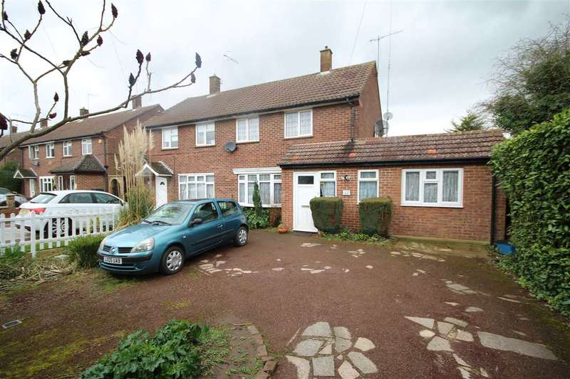 3 Bedrooms House for sale in Cotswold Avenue, Bushey, WD23