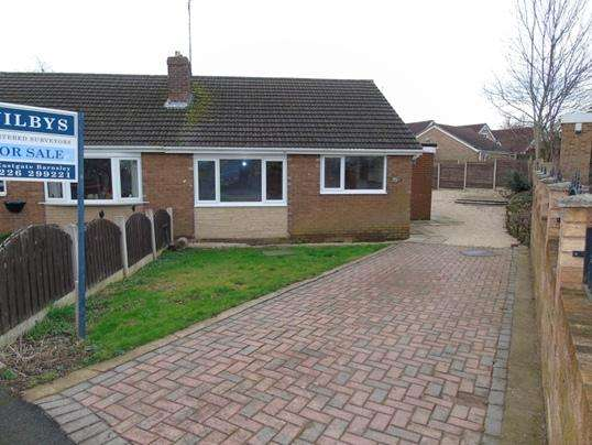2 Bedrooms Semi Detached Bungalow for sale in 35 Issott Street, Honeywell, Barnsley, S71 1QF