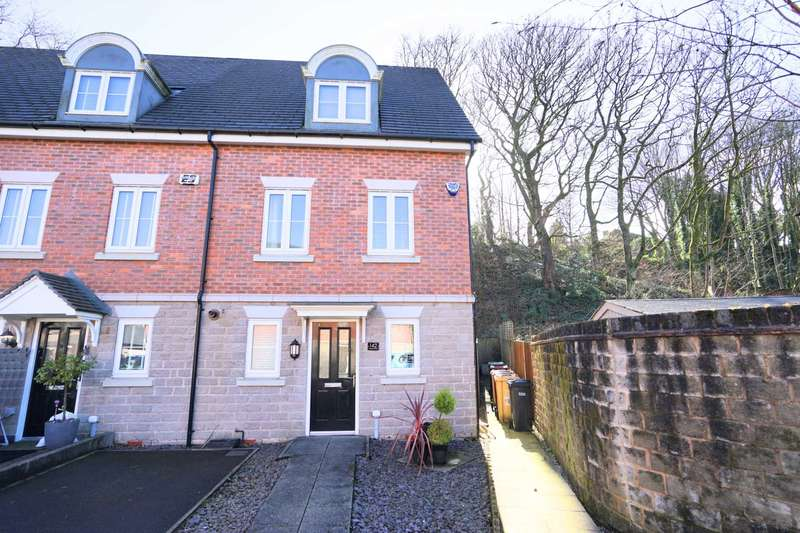 3 Bedrooms Mews House for sale in Temple Road, Smithills