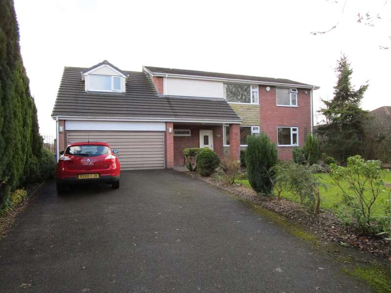 4 Bedrooms Detached House for sale in Meadow Rise, Buckley Hill Lane