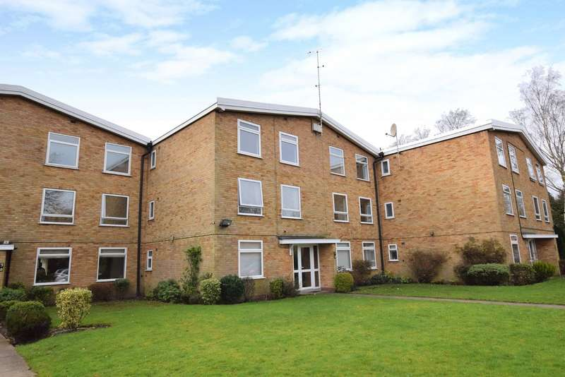 2 Bedrooms Flat for sale in Portway Close, Solihull