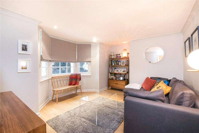 2 Bedrooms Maisonette Flat for sale in North Side Wandsworth Common, London, SW18
