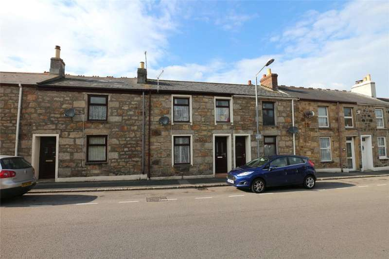 3 Bedrooms Terraced House for sale in Union Street, Camborne, Cornwall