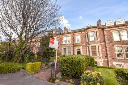3 Bedrooms Flat for sale in Osborne Terrace, Newcastle Upon Tyne, Tyne and Wear, NE2