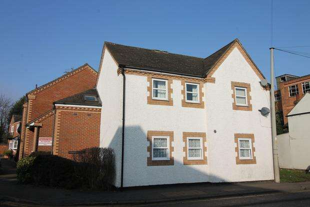 2 Bedrooms Apartment Flat for sale in Kingswood Court, Long Street, Wigston, LE18