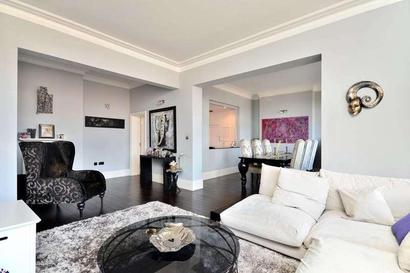 3 Bedrooms Flat for sale in Woodstock Road, Bedford Park, W4