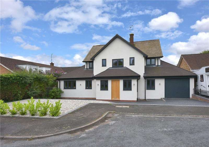 4 Bedrooms Detached House for sale in East Road, Bromsgrove, Worcestershire, B60