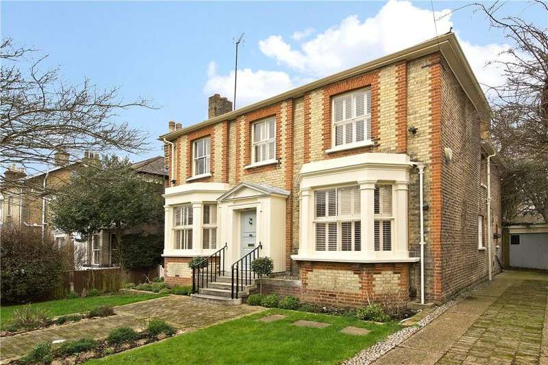 4 Bedrooms Detached House for sale in Liverpool Road, Kingston upon Thames, KT2