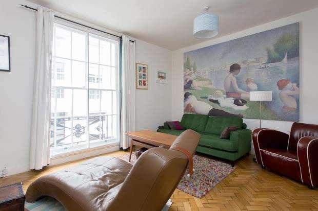 2 Bedrooms Flat for sale in Jamestown Road, Camden, London, NW1