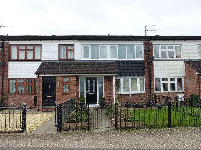 3 Bedrooms Terraced House for sale in Sheridan Walk,Castle Vale,Birmingham