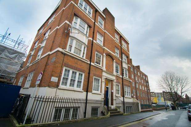3 Bedrooms Flat for sale in Lisson Street, Marylebone, London, NW1
