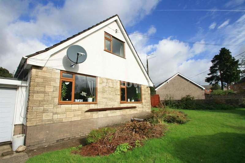 3 Bedrooms Bungalow for sale in Ghyll Brow, Lodge Road, Talywain, NP4
