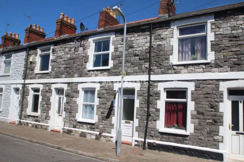 2 Bedrooms Terraced House for sale in Kerrycroy Street, Splott, Cardiff