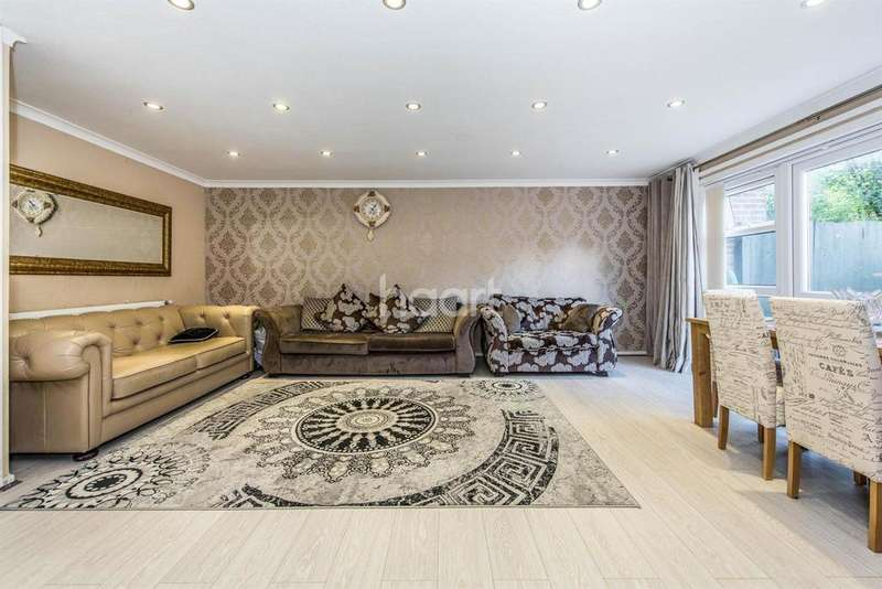 3 Bedrooms Maisonette Flat for sale in Cottington Road