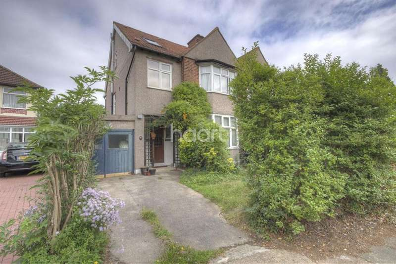 4 Bedrooms Semi Detached House for sale in Homefield Road, Wembley