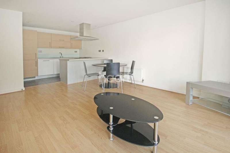 2 Bedrooms Flat for sale in Ivory Court, Queen Mary Avenue,