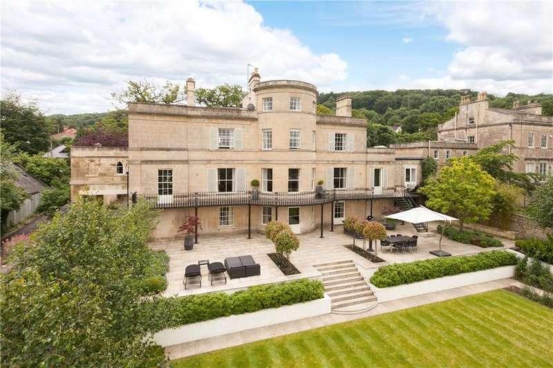 6 Bedrooms Detached House for sale in Bathampton Lane, Bathampton, Bath, Somerset, BA2
