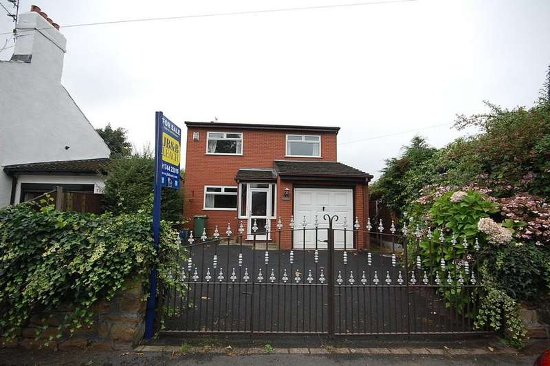 3 Bedrooms Detached House for sale in Warrington Road, Rainhill, Prescot