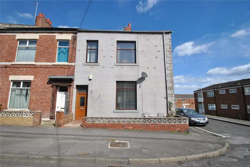 3 Bedrooms End Of Terrace House for sale in Adolphus Street West, Seaham, Co Durham, SR7