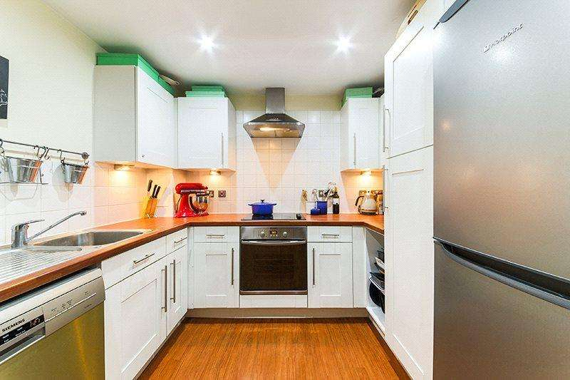2 Bedrooms Flat for sale in Somerston House, 24 St. Pancras Way, London, NW1