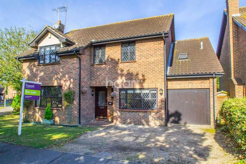 5 Bedrooms Detached House for sale in Berry Close, Langdon Hills