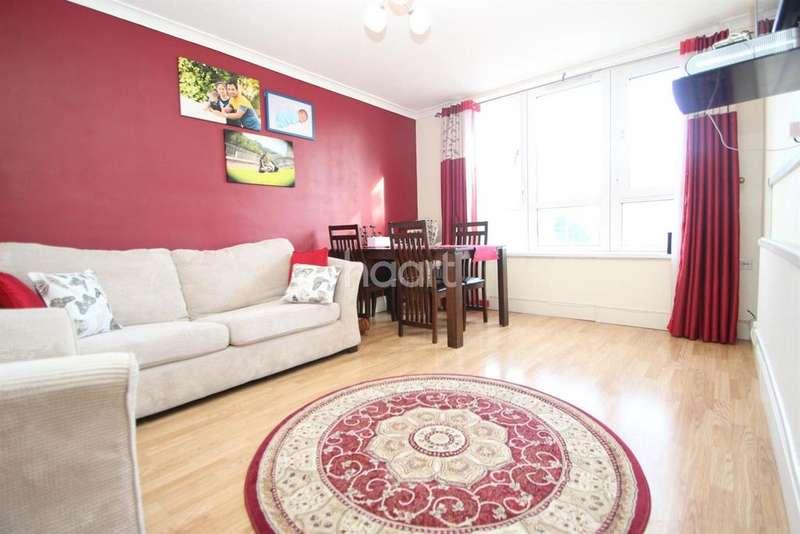 1 Bedroom Flat for sale in Wakelin Road, London, E15