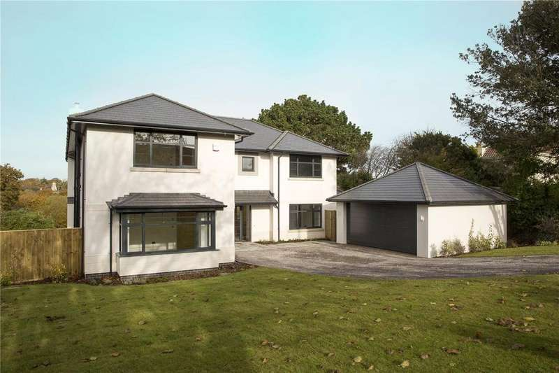 6 Bedrooms Detached House for sale in Meadow View, 26 Whitby Road, Milford on Sea, Lymington, SO41
