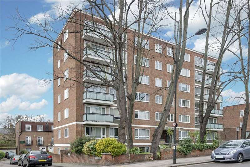 3 Bedrooms Flat for sale in Elgar House, 11-17 Fairfax Road, London, NW6