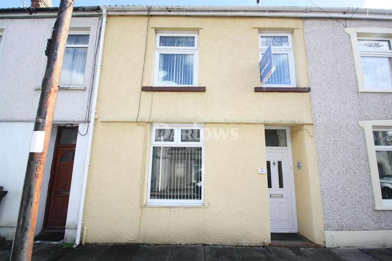 4 Bedrooms Terraced House for sale in South View, Troedyrhiw