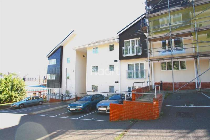 2 Bedrooms Flat for sale in Buckland Rise, Maidstone