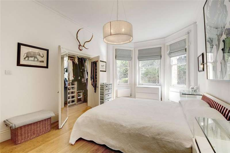 2 Bedrooms Flat for sale in Nevern Mansions, 44 Warwick Road, London, SW5