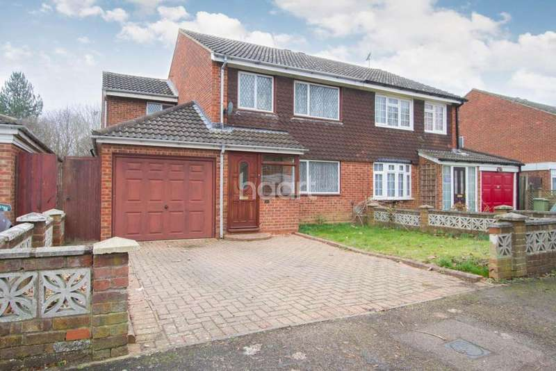 4 Bedrooms Semi Detached House for sale in Extended Stantonbury Home