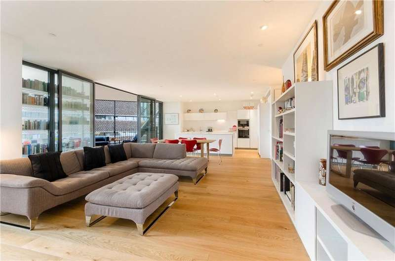 2 Bedrooms Flat for sale in NEO Bankside, 70 Holland Street, London, SE1