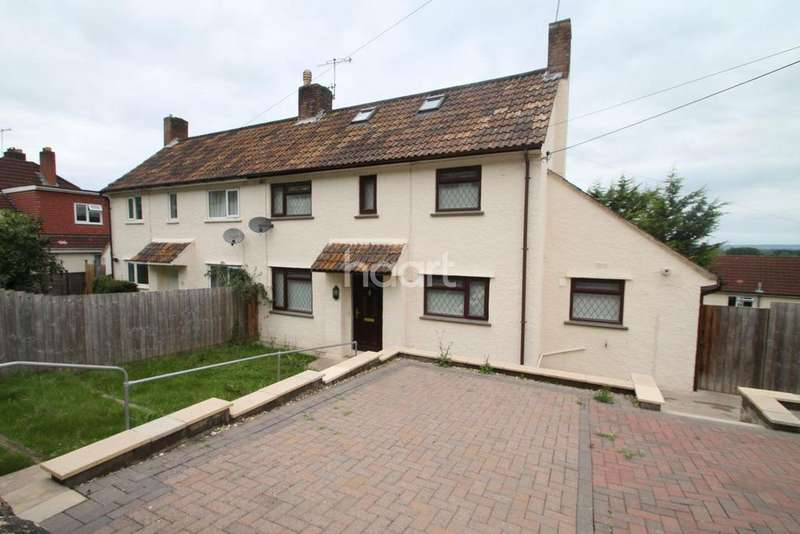 3 Bedrooms Semi Detached House for sale in Banwell