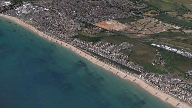 Land Commercial for sale in Brighton Road, Lancing BN15