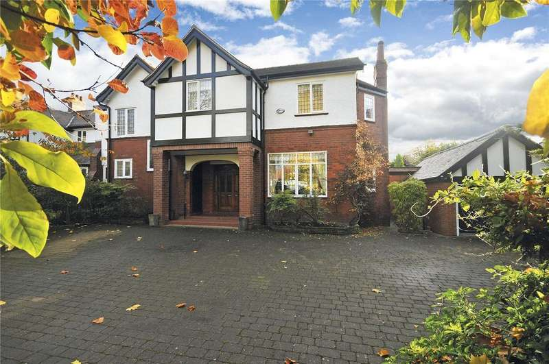3 Bedrooms Semi Detached House for sale in Harrop Road, Hale, Altrincham, Cheshire, WA15