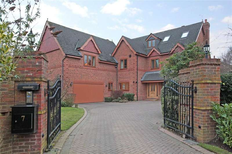 6 Bedrooms Detached House for sale in Kings Acre, Bowdon, Cheshire, WA14