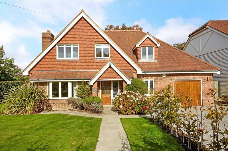 5 Bedrooms Detached House for sale in Mill Court, Bidborough, Tunbridge Wells, Kent, TN3