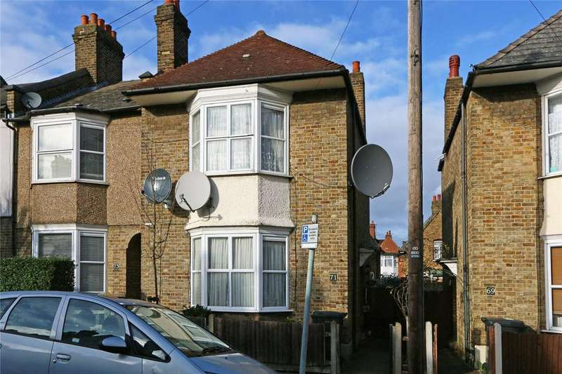 2 Bedrooms End Of Terrace House for sale in Northborough Road, London, SW16