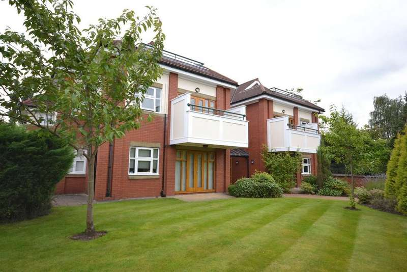 3 Bedrooms Apartment Flat for sale in Woodbank, Lynton Lane, Alderley Edge