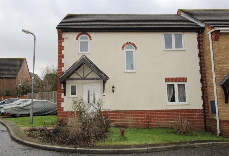 3 Bedrooms End Of Terrace House for sale in Wych Mews, Steeple View, Essex, SS15