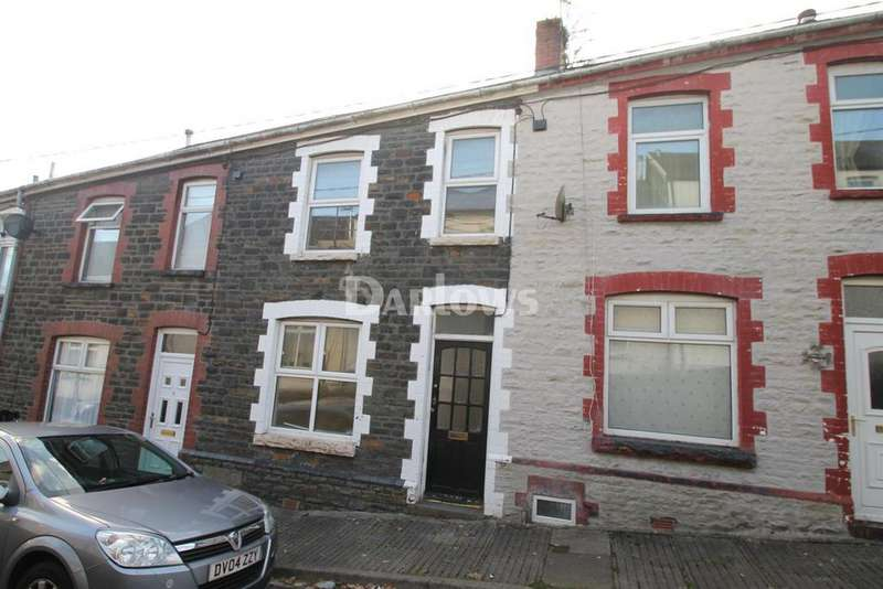 4 Bedrooms Terraced House for sale in Hurford Crescent , Graigwen