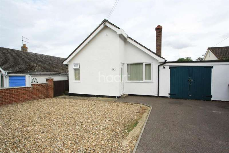 3 Bedrooms Bungalow for sale in Blacksmiths Lane, Thetford