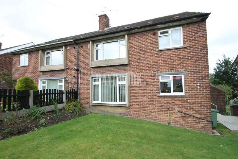 2 Bedrooms Flat for sale in New Road, Barlborough