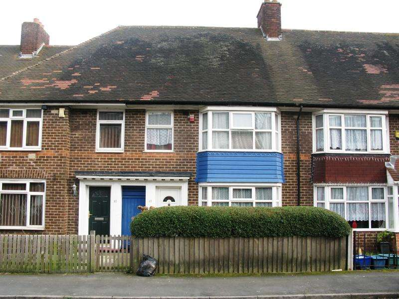 3 Bedrooms Terraced House for sale in ST JAMES RD, HANDSWORTH, BIRMINGHAM, B21
