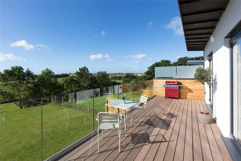 4 Bedrooms Detached House for sale in Home 4 - Cedar Court, London Road, Rockbeare, East Devon, EX5