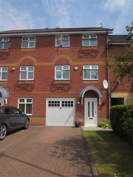 3 Bedrooms Town House for sale in Longfellow Close, Kirkby